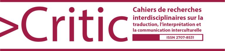 critic journal banner